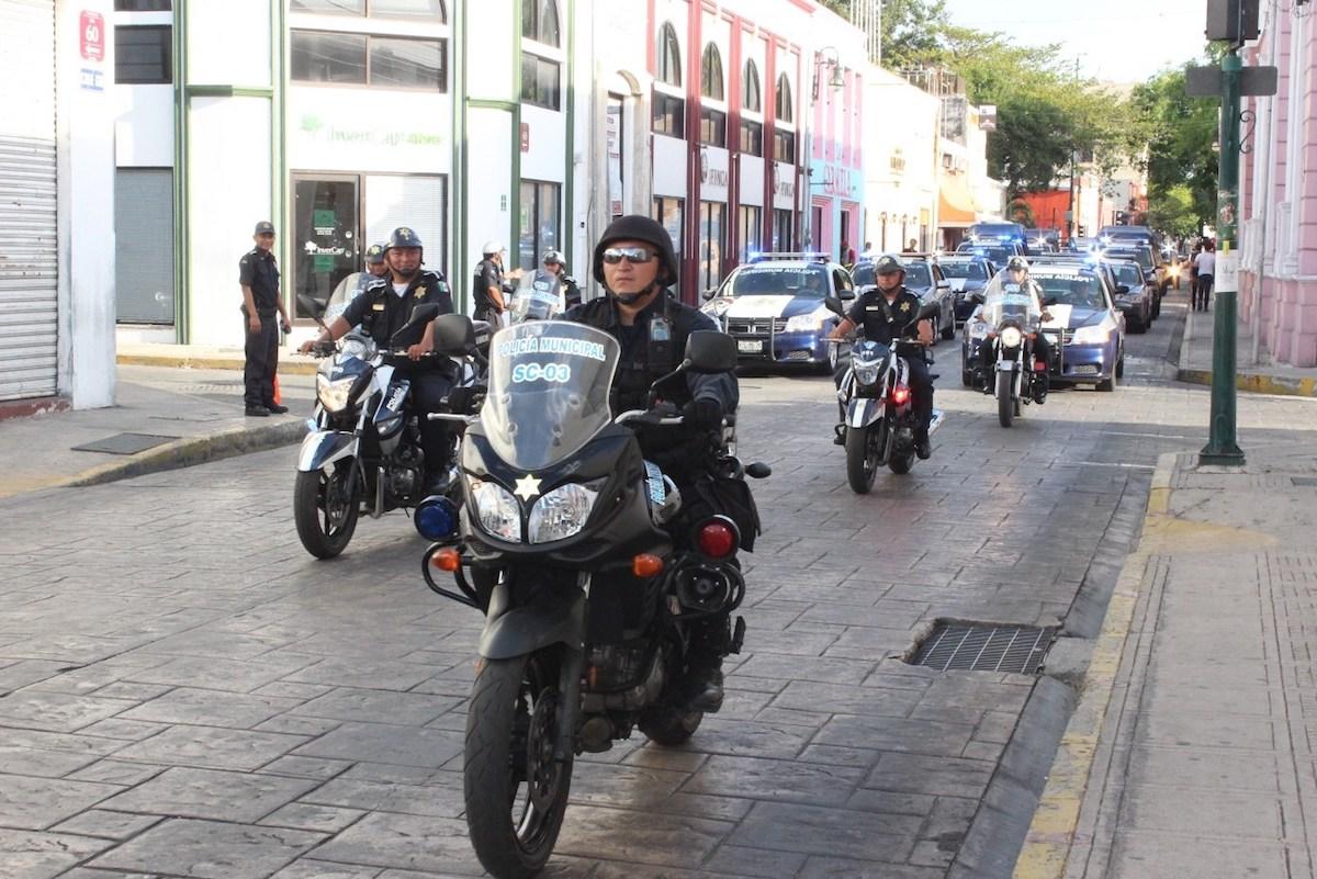 policia merida