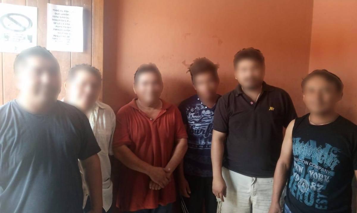 arrestados Motul