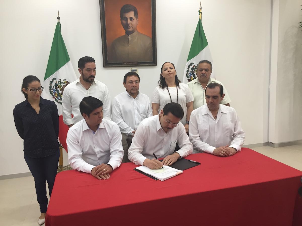 firma controversia