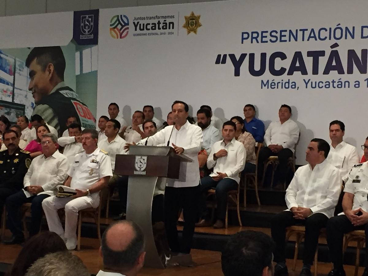 Yucatán seguro