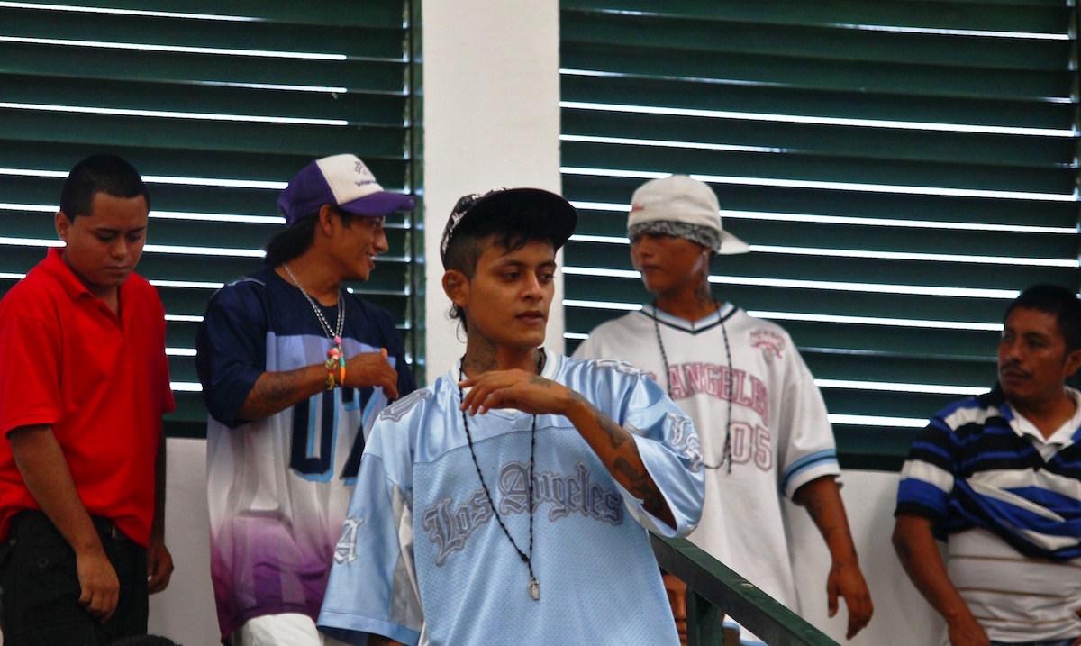 PJEY-pandillas