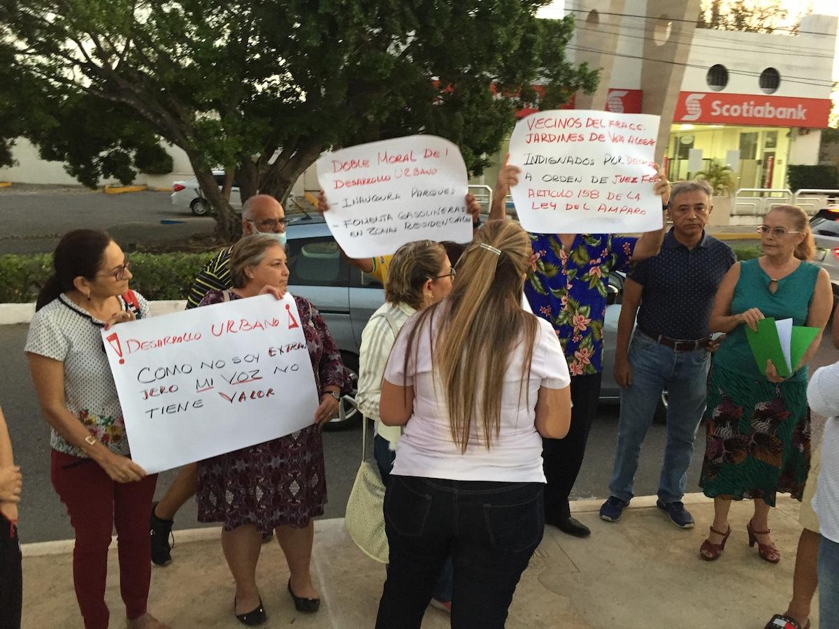 protesta gas