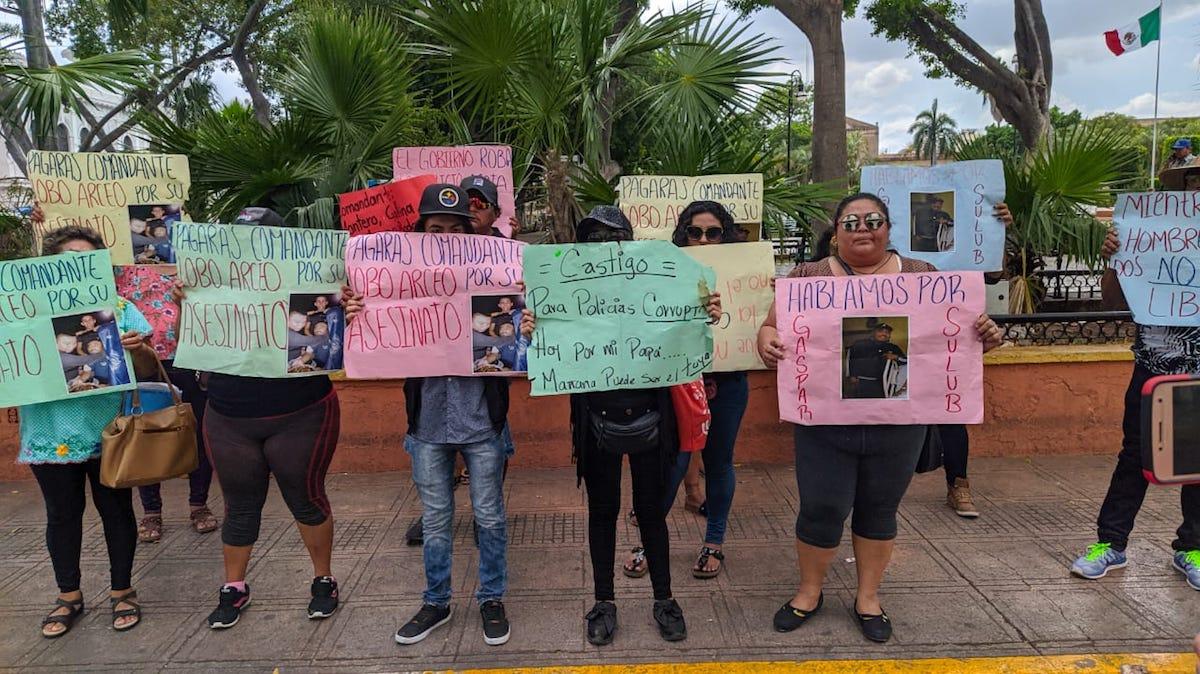 protesta gaspar sulb