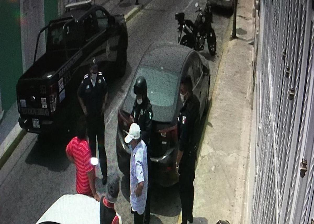 policia merida clinica