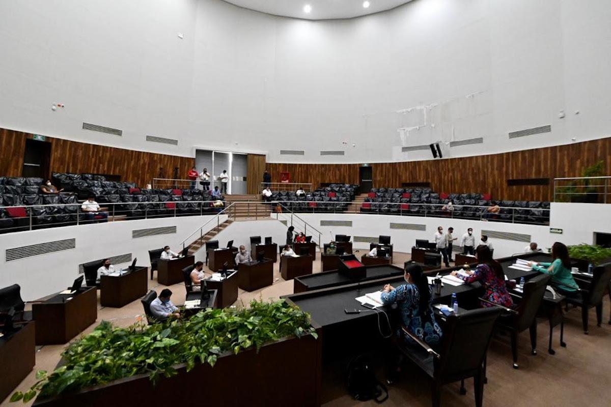 sesión congreso