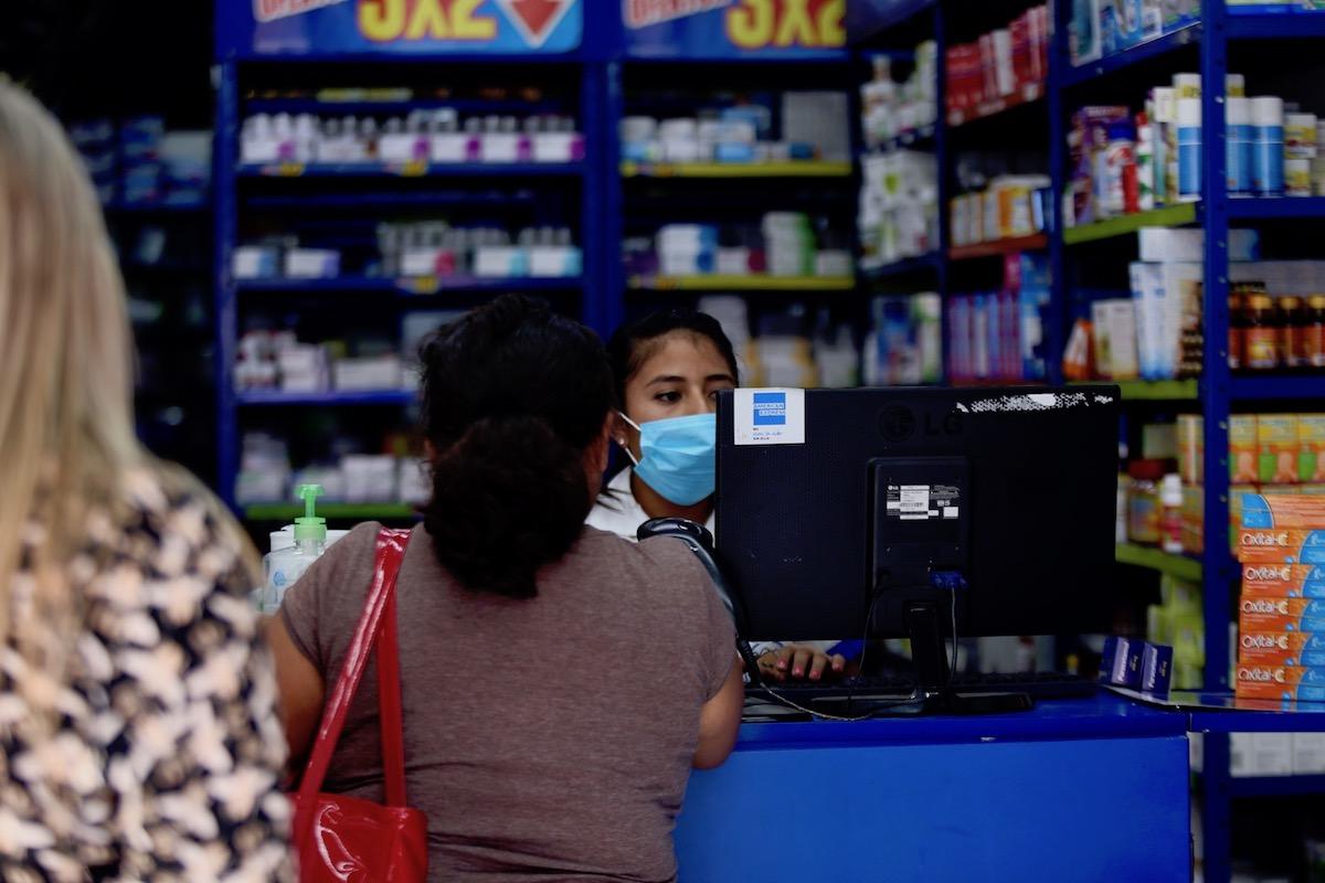 covid farmacia