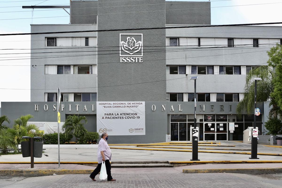 hospital issste