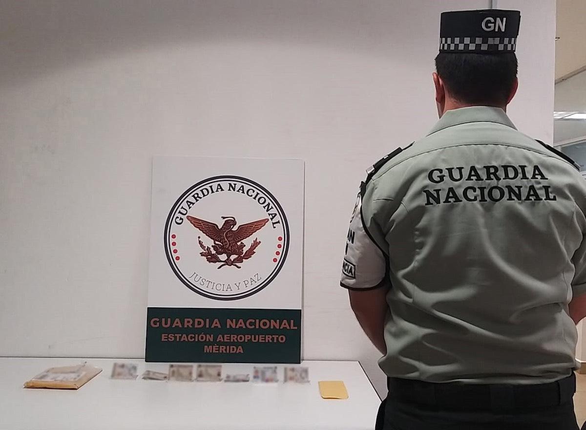 guardia credenciales