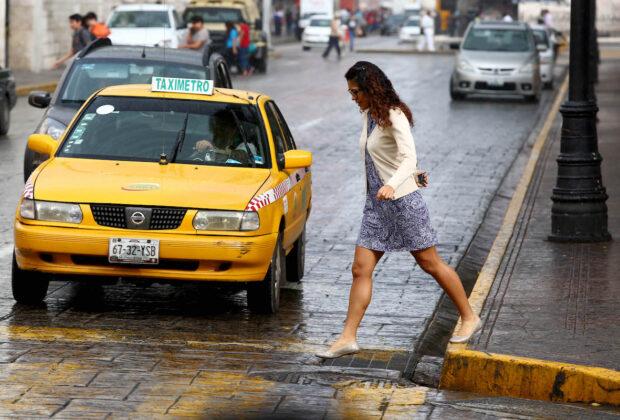 mujeres centro taxi