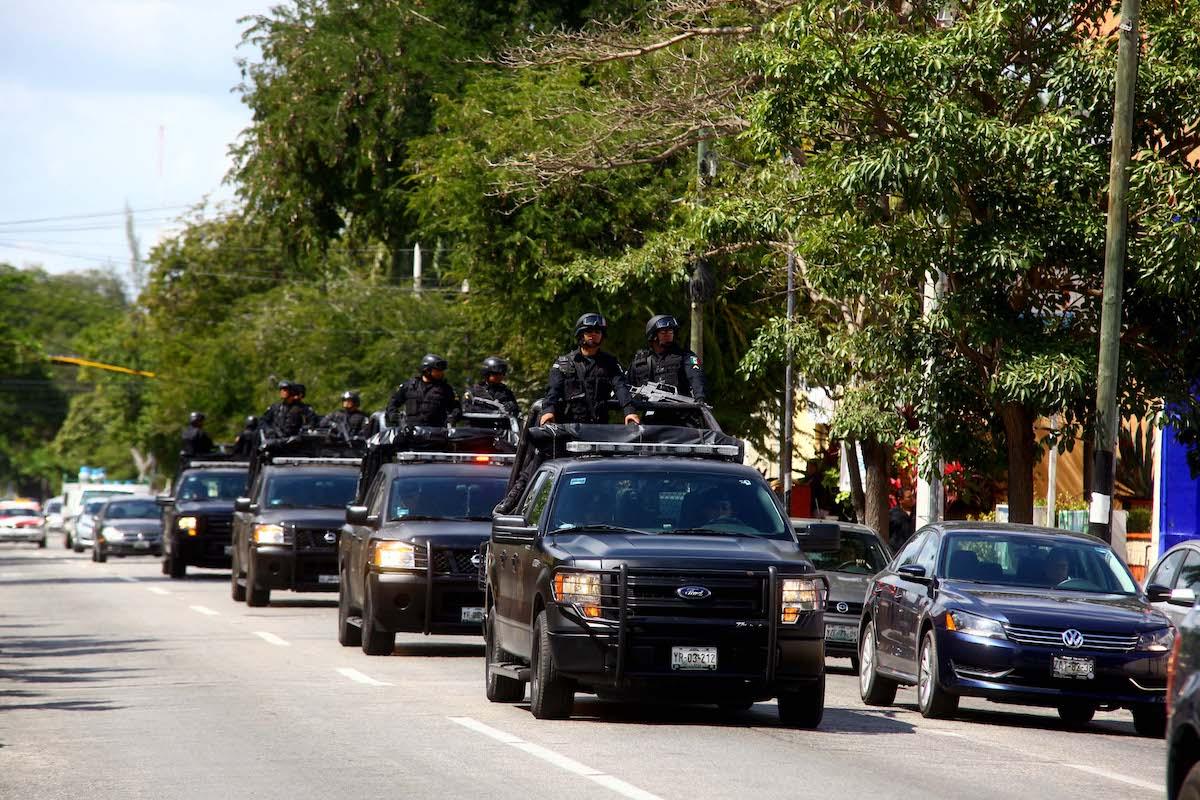 seguridad operativo policias