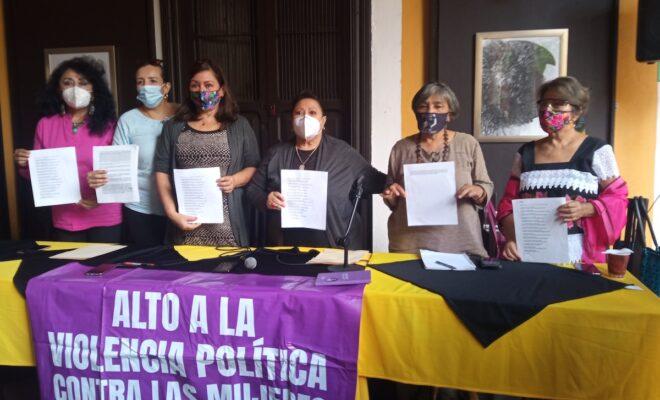 activistas violencia política