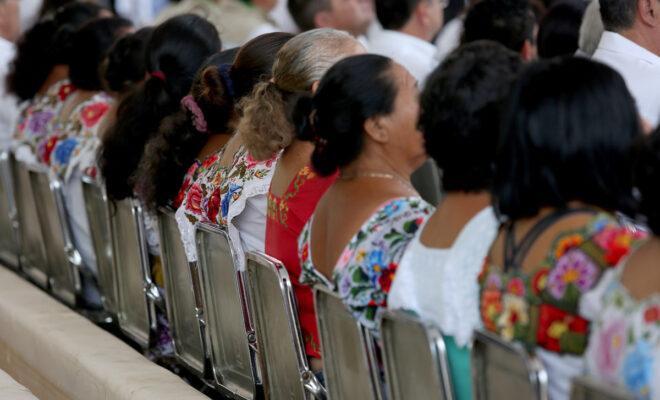 mujer mayas elecciones