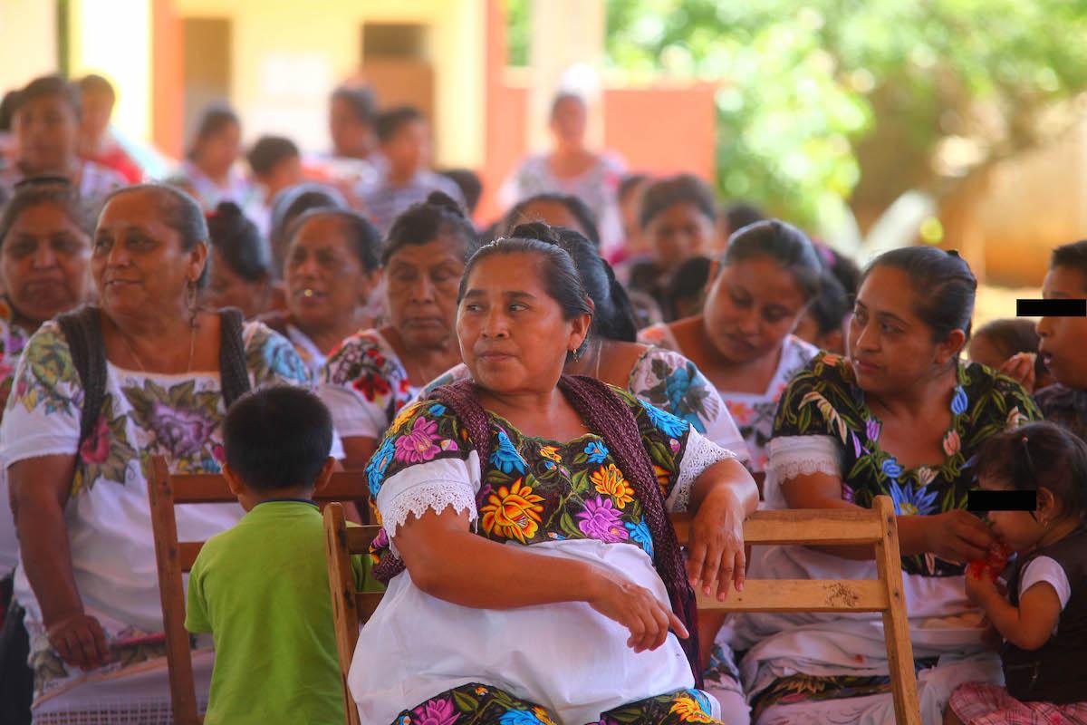 mujeres mayas indigenas
