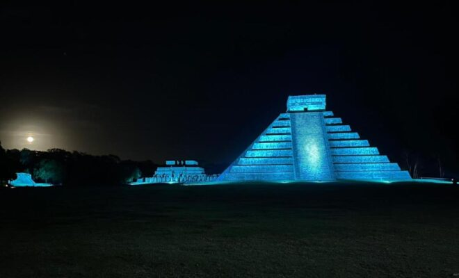 noches kukulcán