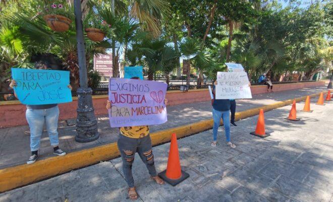 protesta feminciidio