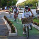 ciclista ciclovia protesta 1