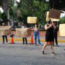 tania protest