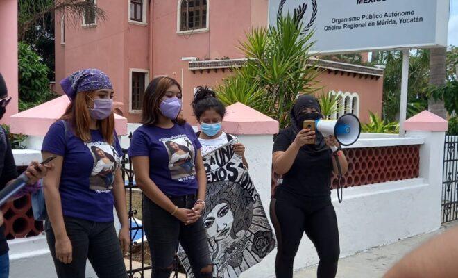 protesta maria