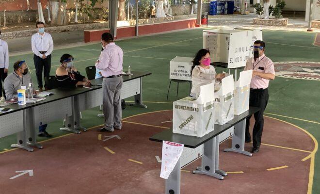 simulacro votaicones