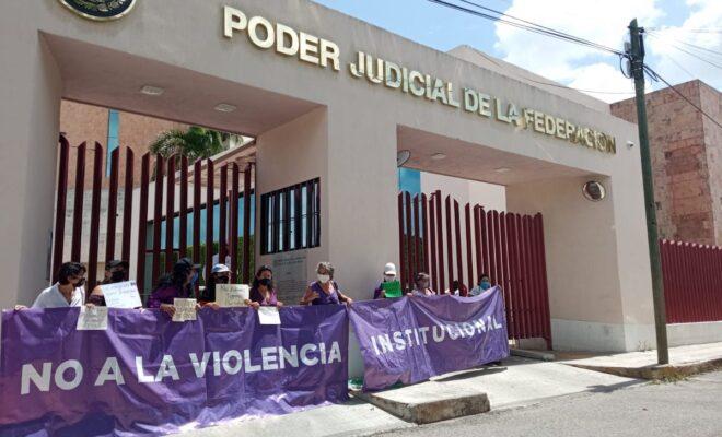 activistas amparo