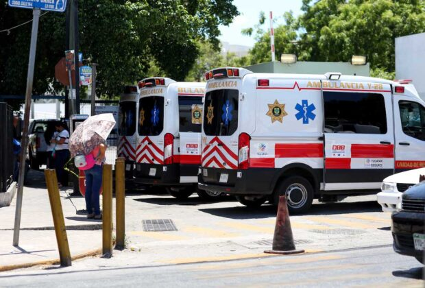 ambulancias covid