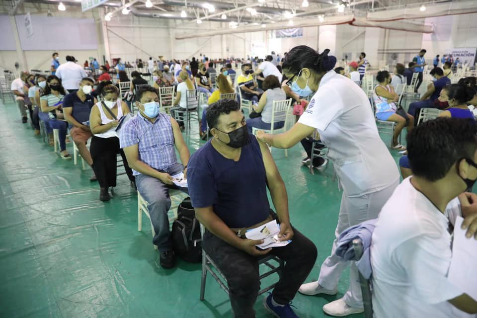 vacunación mérida