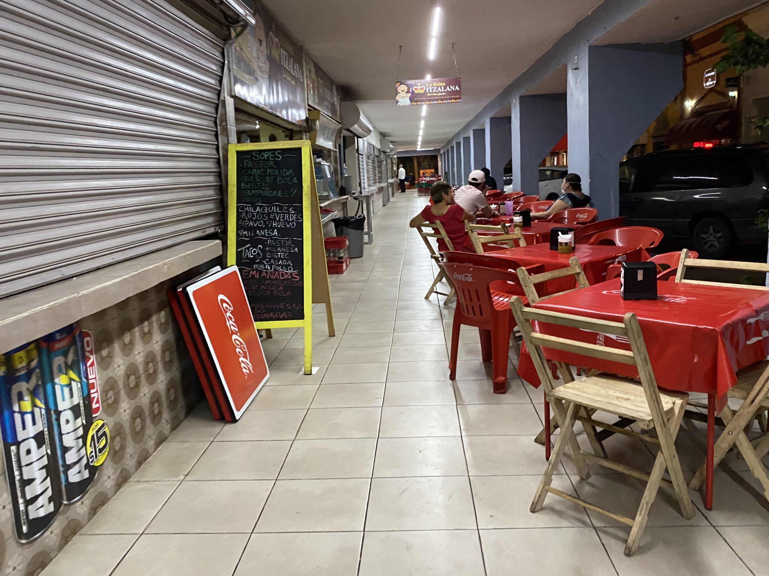 covid restaurante
