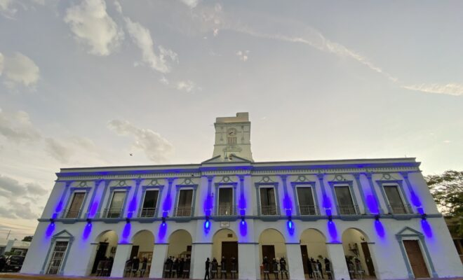 palacio muncipal progreso