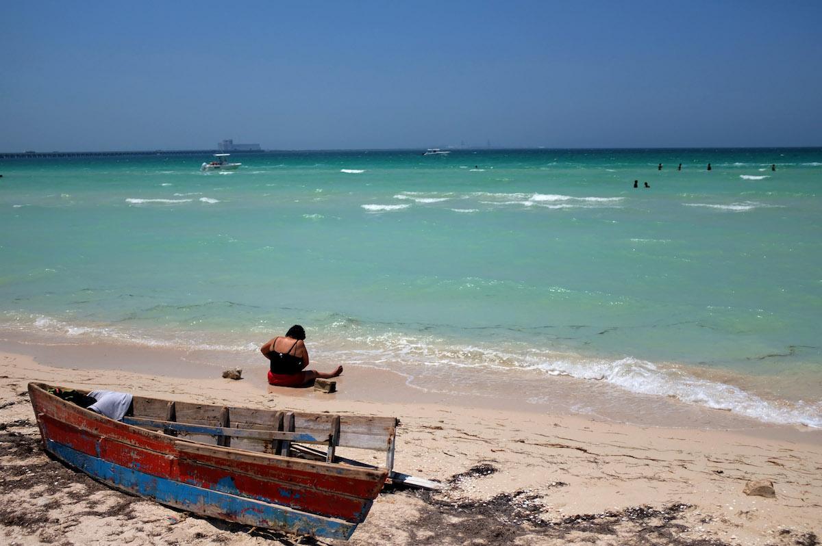 playa progreso yate