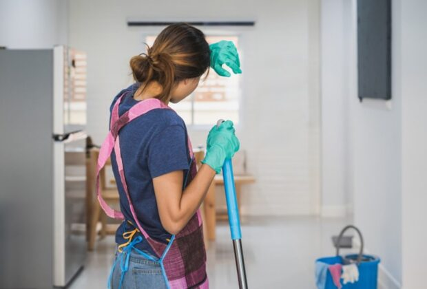 trabajadora hogar