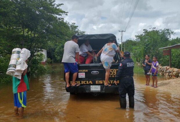 tekax inundaciones