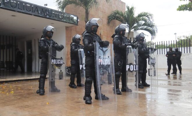 Policía Kanasín